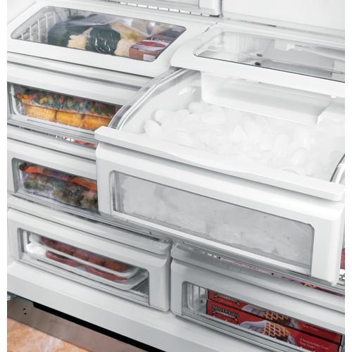 "Monogram 36"" Built-In All Freezer"