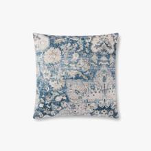 P0912 Blue / Multi Pillow
