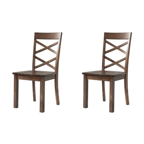 Renegade 6PC Dining Set-Table, 4 Side Chairs & Bench