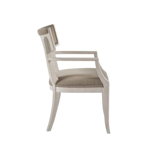 La Scala Klismos Arm Chair