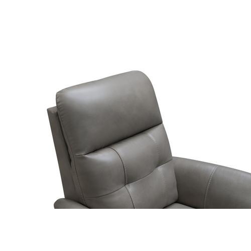 Horton Power Recline Gray-Beige