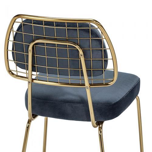 Milan Dining Chair - Sky Grey