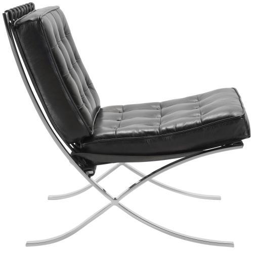 August Armless Chair