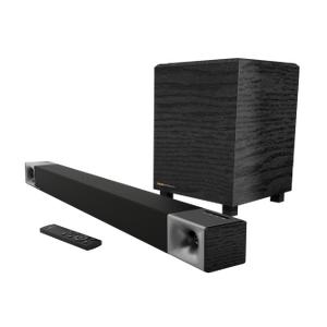 KlipschCinema 400 Sound Bar - Black