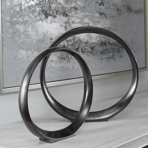 Orbits Ring Sculptures, S/2