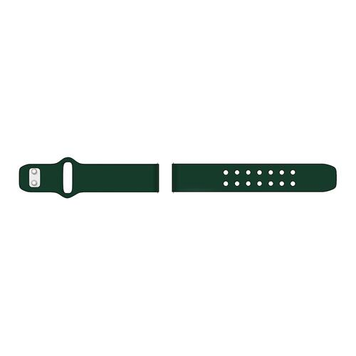Quick Change Silicone Sport Watch Band (20mm) Green