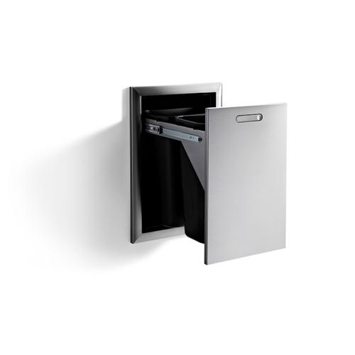 "Lynx 18"" Trash & Recycle bin (slide out, framed)"