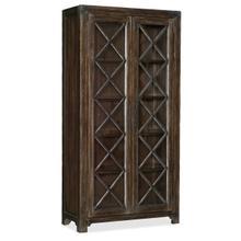 Roslyn County Bunching Display Cabinet