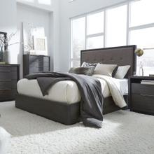 Oxford Queen Platform Bed