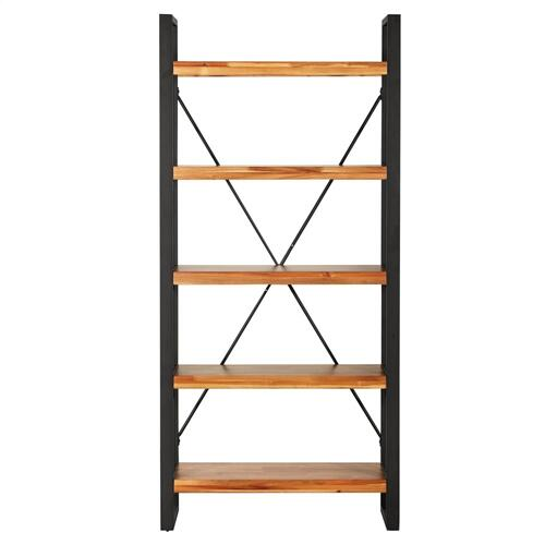 Zachary KD Book Shelf, Natural