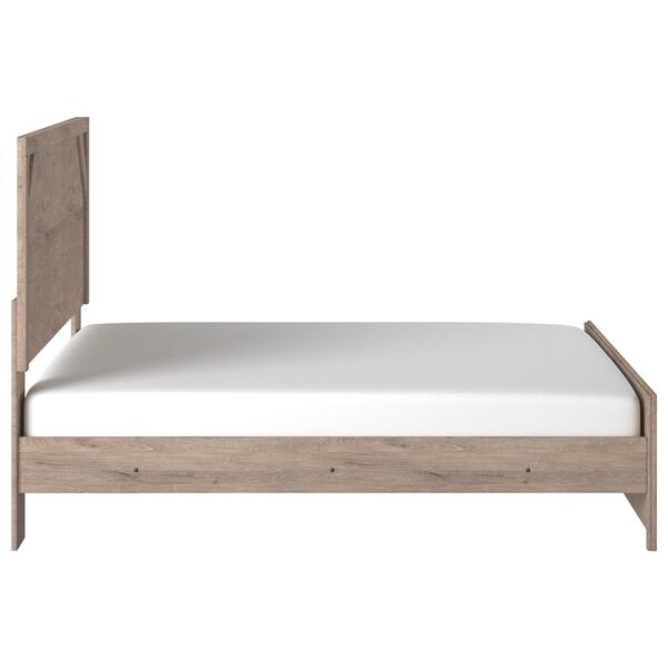 Senniberg King Panel Bed