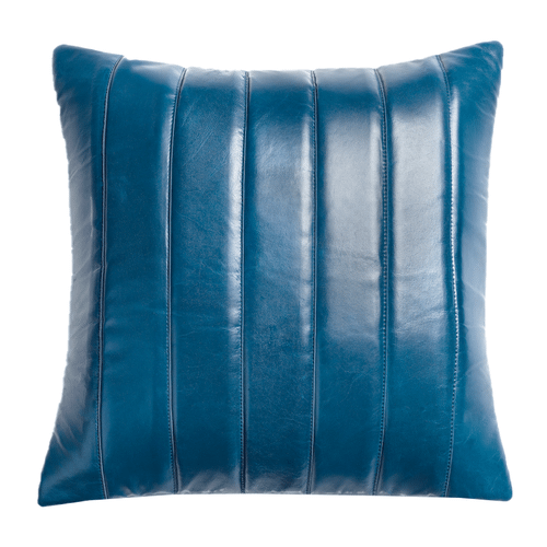 "Moxie 20"" Pillow in Refined Navy"