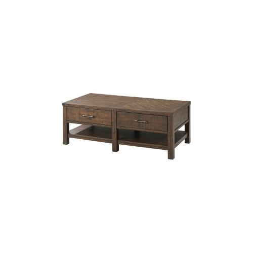 Elements - Jax Cocktail Table with Lift Top