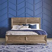 Queen Panel Headboard & Footboard