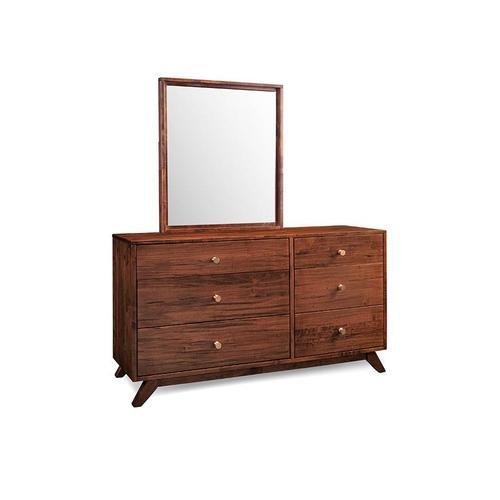 Handstone - Tribeca 6 Drawer Dresser