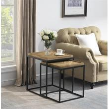 View Product - 2 Piece Nesting Tables