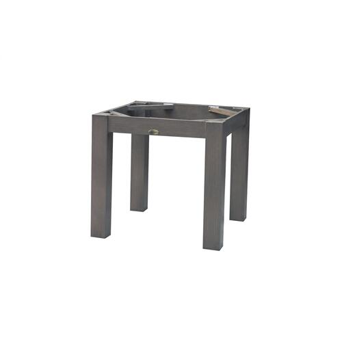 """Montreal End Table Base (23"""" Square Top)"""