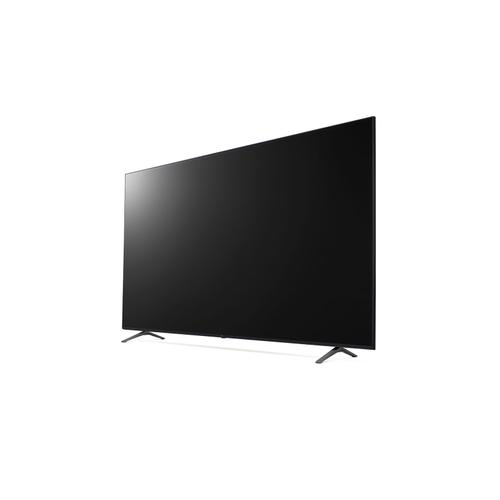 """LG - 43"""" UR640S Series UHD Signage TV with Slim Depth, LG SuperSign CMS, and Embedded Content & Group Management"""