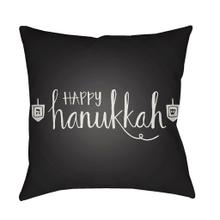 "Happy Hannukah HDY-026 20"" x 20"""