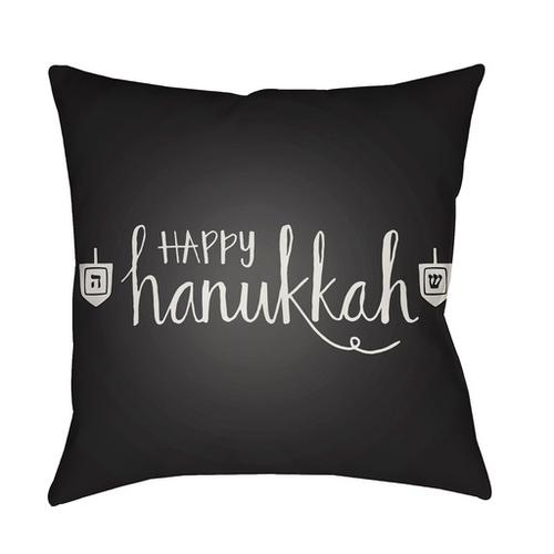 "Happy Hannukah HDY-026 18"" x 18"""