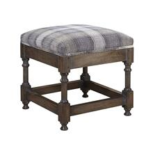 Sandhurst Upholstered Stool
