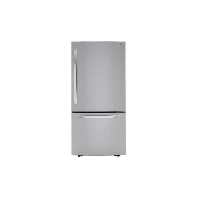 LG Appliances 26 cu. ft. Bottom Freezer Refrigerator