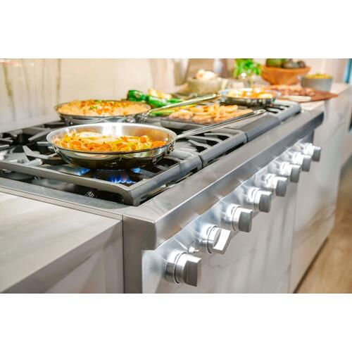 Gas Rangetop 48'' Stainless Steel PCG486WL