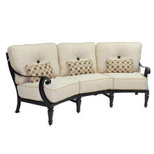 View Product - Bellagio Crescent Sofa