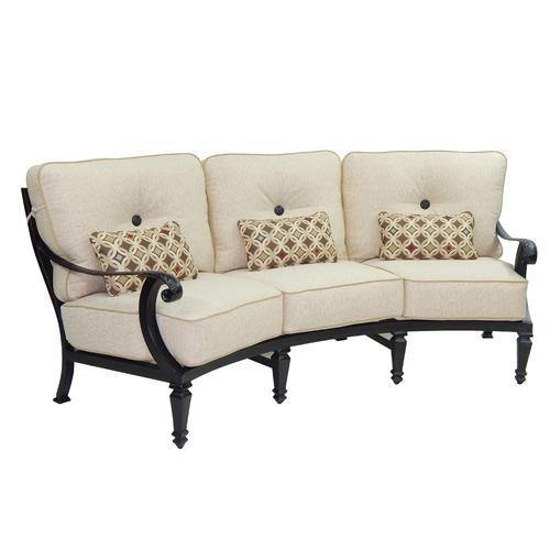 Castelle - Bellagio Crescent Sofa