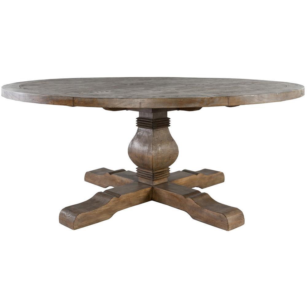 See Details - Caleb 72\u0022 Round Dining Table
