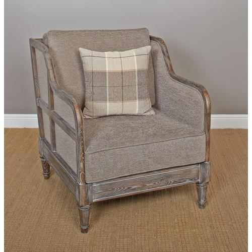 Magnolia Accent Chair with Pillow