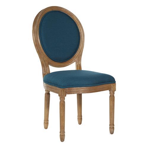 Lillian Oval Back Chair