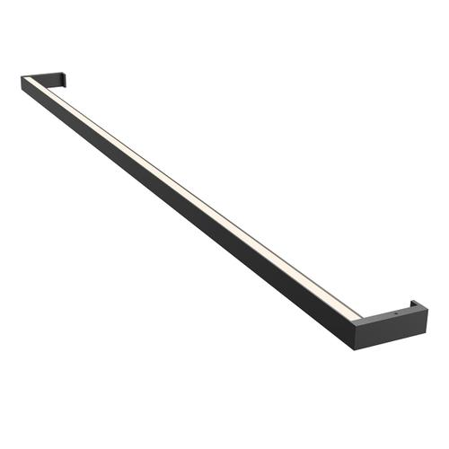 Sonneman - A Way of Light - Thin-Line LED Wall Bar [Size=4' One-Sided, Color/Finish=Satin Black]