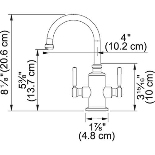 Franke - Swivel Spout Satin Nickel