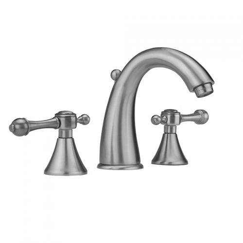 Europa Bronze - Cranford Faucet with Majesty Lever Handles
