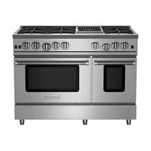 """See Details - 48"""" RNB Series Range with 12"""" Charbroiler"""