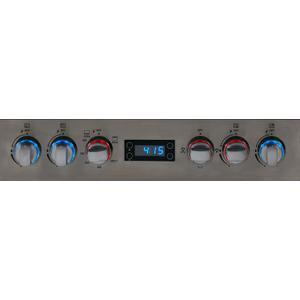 """24"""" Deluxe Gas Range - Elite Series"""