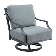 View Product - Lancaster Cushioned Lounge Swivel Rocker