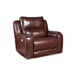 5 pc Sectional with 2 Recliners With Power Headrests