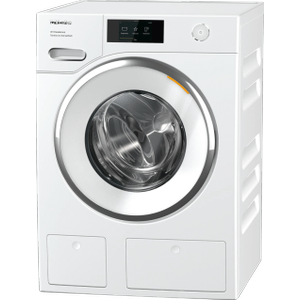 MieleWXR 860 WCS TDos & IntenseWash - W1 Front-loading washing machine with TwinDos, IntenseWash, and Miele@home for ultimate cleanliness and comfort.