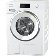 WXR 860 WCS TDos & IntenseWash - W1 Front-loading washing machine with TwinDos, IntenseWash, and Miele@home for ultimate cleanliness and comfort.