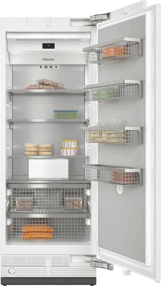 MieleF 2802 Vi - Mastercool™ Freezer For High-End Design And Technology On A Large Scale.