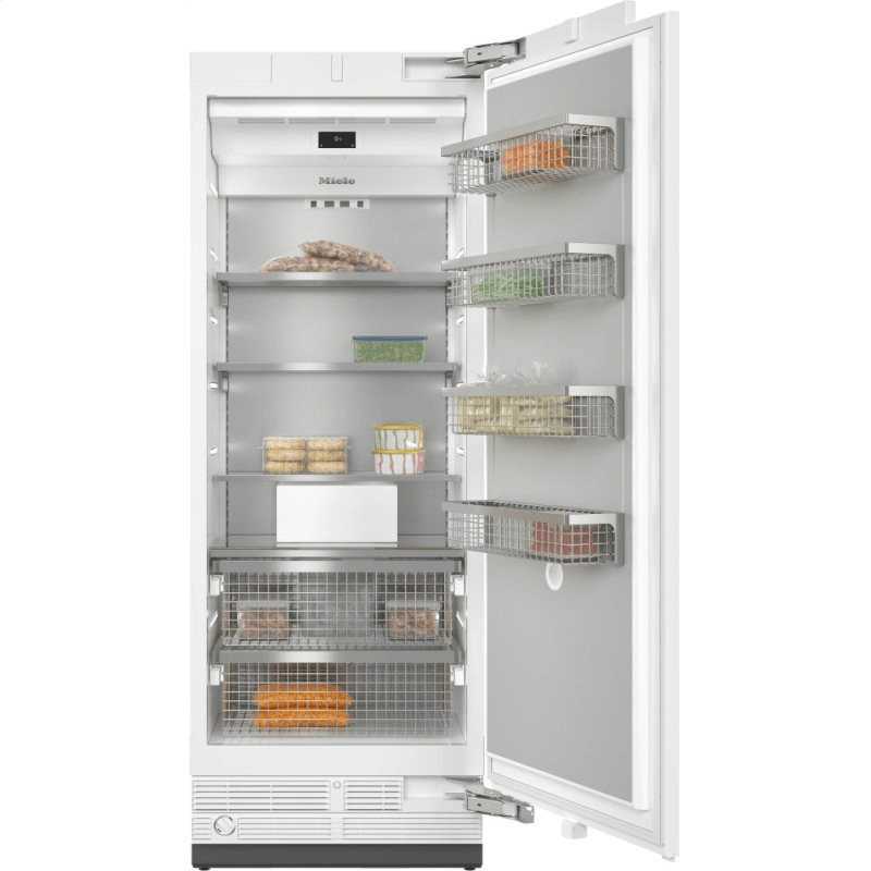 F 2802 Vi - MasterCool™ freezer For high-end design and technology on a large scale.