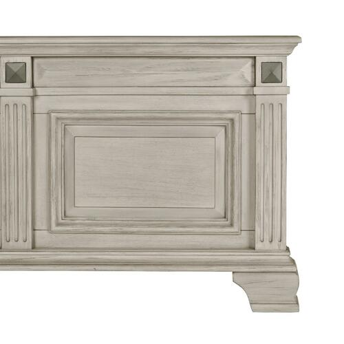 Standard Furniture - Passages Light King Bed