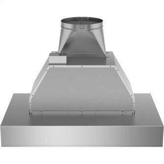 "20"" Custom Hood Insert with Dimmable LED Lighting Stainless Steel - UVC7300SLSS"