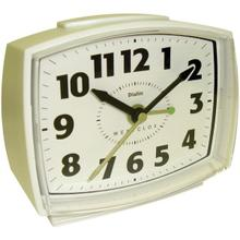 Electric Alarm Clock with Constant Lighted Dial