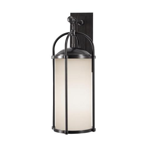 Dakota Large Lantern Heritage Bronze