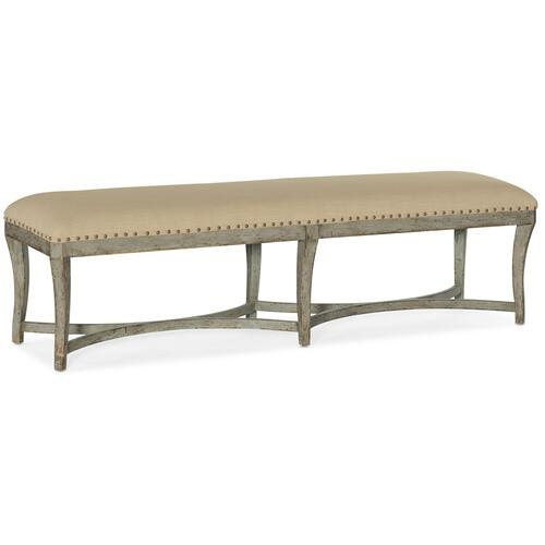 Alfresco Panchina Bed Bench