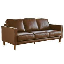 See Details - Prelude Sofa in Chestnut