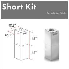 "ZLINE 2-12"" Short Chimney Pieces for 7 ft. to 8 ft. Ceilings (SK-GL5i)"